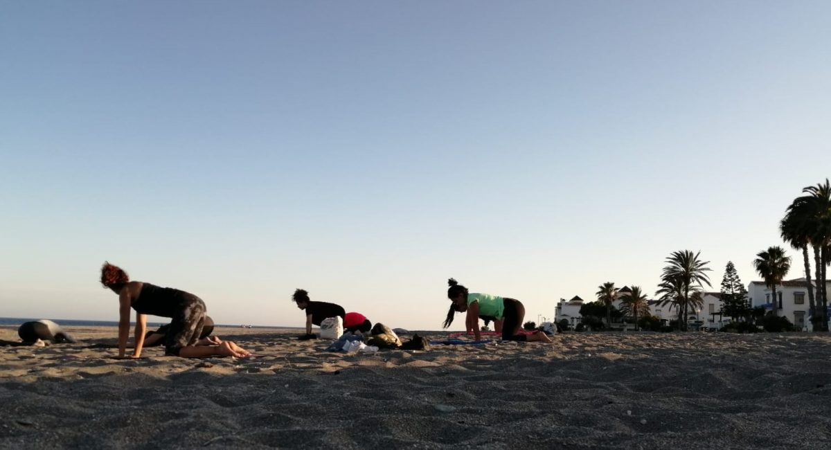yoga playa 2